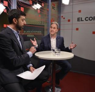 Videochat con Alfonso Gil, candidato del PSE a la Alcaldía de Bilbao