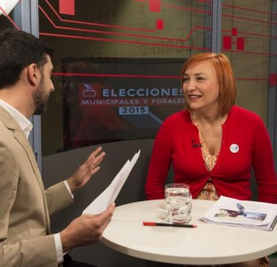 Videochat con Carmen Muñoz, candidata de UdalBerri a la Alcaldía de Bilbao