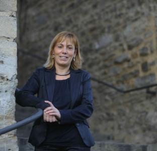Videochat con Miren Larrion, candidato de EHBildu a la Alcaldía de Vitoria
