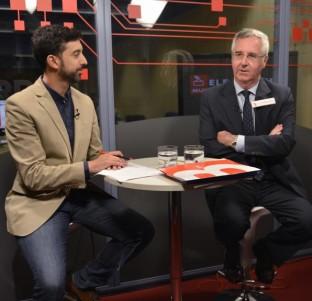Videochat con Luis Eguiluz, candidato del PP a la Alcaldía de Bilbao