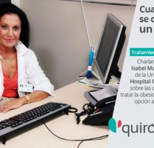Charla Digital: Cuando el peso se convierte en un problema de salud